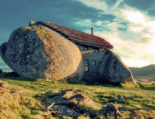 Maison du monde originale : la maison Pierrafeu !