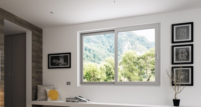 différents types de fenêtres