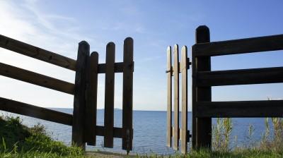 Pourquoi vous devriez remplacer un portail en bois par un portail alu ?