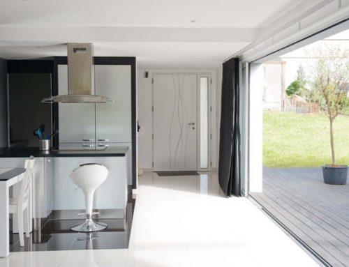 Quel est l'intérêt d'une baie vitrée pour maison passive ?