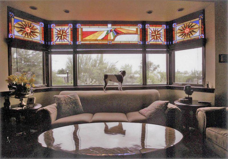 baies vitrées panoramiques