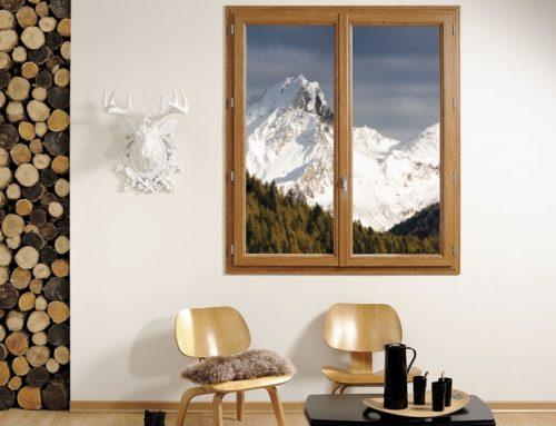 Existe-t-il une fenêtre PVC aspect bois ?