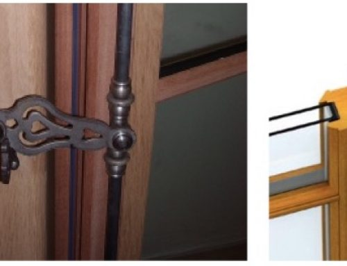 Le point sur la fenêtre bois à l'ancienne