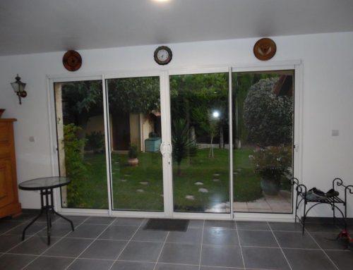 Où acheter une baie vitrée à galandage à Toulouse ?