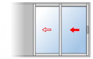 fenêtre coulissante à galandage aluminium