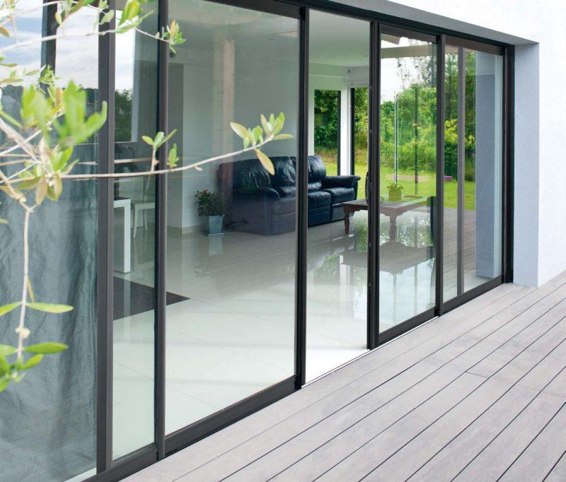 acheter une baie vitr e galandage bordeaux blog de orion menuiserie. Black Bedroom Furniture Sets. Home Design Ideas