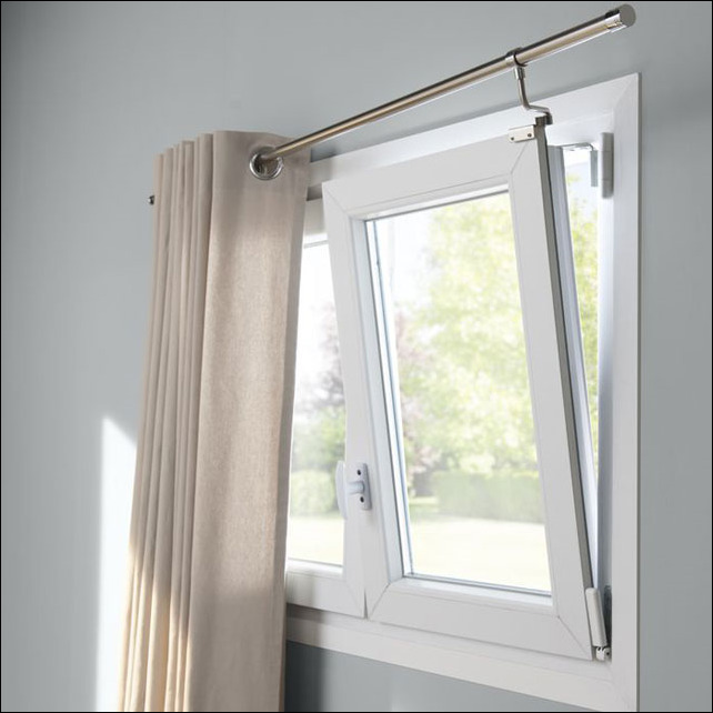 fenêtre PVC oscillo battant