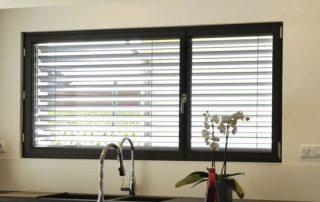 fenêtre PVC couleur