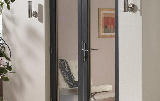 porte fenêtre aluminium Orion Menuiseries