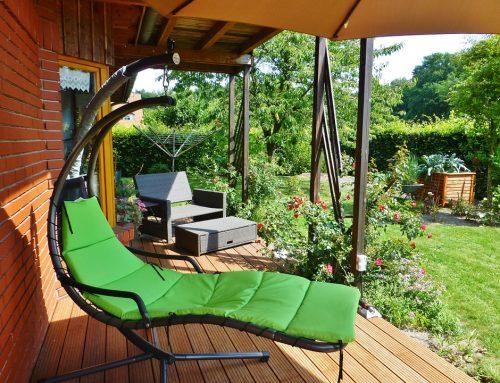 3 astuces pour l'aménagement d'une terrasse