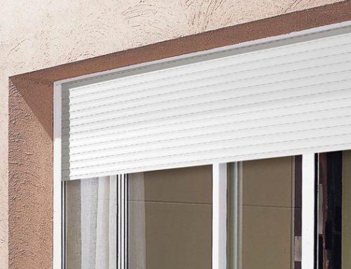 Quel volet roulant intégré pour une baie vitrée ?