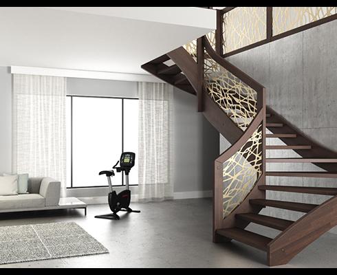 Les conseils Orion Menuiseries pour mettre un escalier en valeur