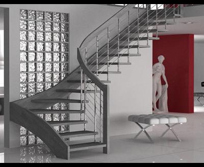 quel escalier pour un espace réduit