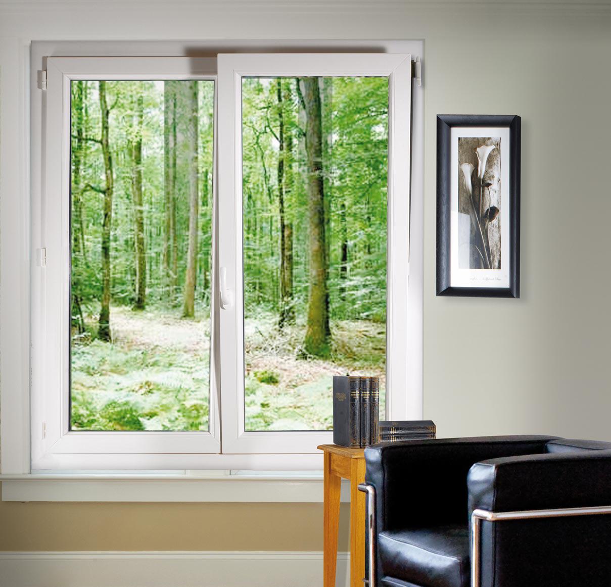 Le choix de fenêtres chez Orion Menuiseries