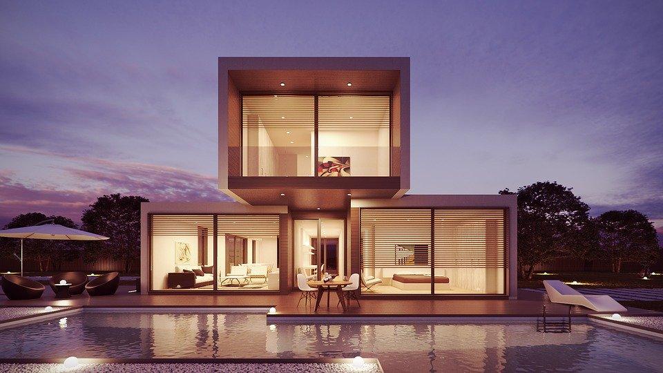 La baie vitrée coulissante : l'alliée d'une maison lumineuse