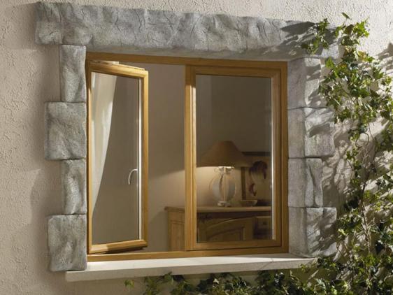 Question client : vendez-vous des fenêtres PVC aspect bois ?