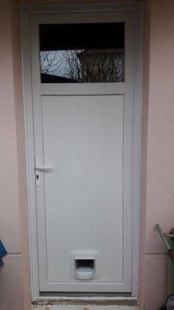 Les différentes portes de service Orion Menuiseries