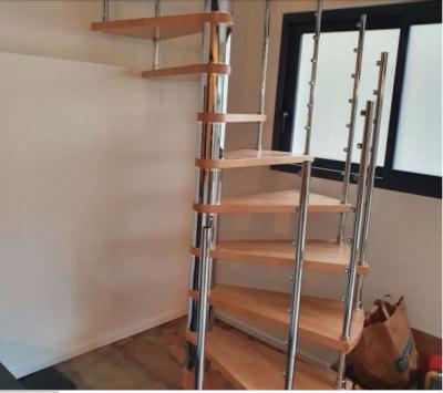 escalier à colimaçon